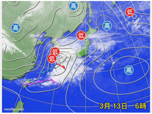 九州地方南部と奄美地方で「春一番」  昨年より37日遅く(ウェザーマップ)_-_写真_-_Yahoo_ニュース